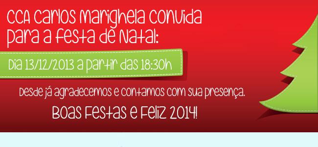 Festa de Natal - Carlos Marighela